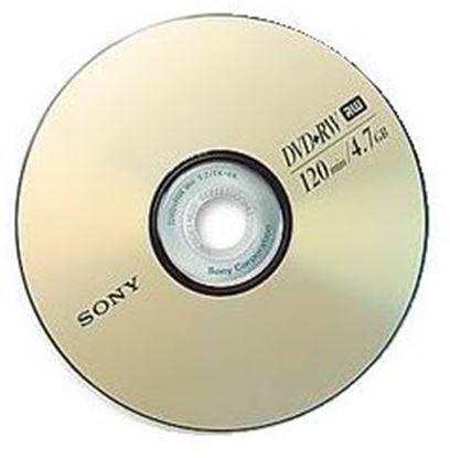 تصویر 50 عدد DVD Sony